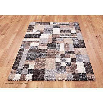 Logan lichtbruin Mix tapijt