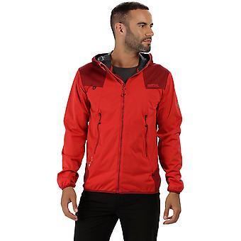 Regatta Mens Static IV Lightweight Durable Softshell Jacket Coat