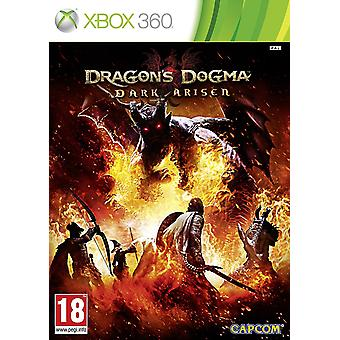 Dragons Dogma Dark Arisen Xbox 360 Game