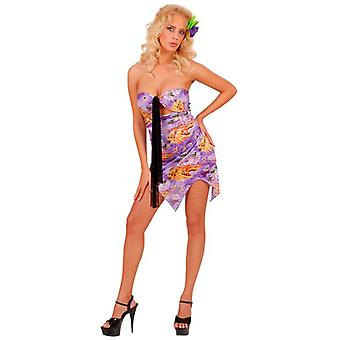Hawaiian Costume Lilac
