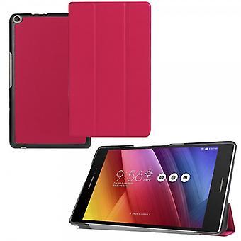 Smart cover/case rosa per ASUS ZenPad 8.0 Z380C Z380Kl