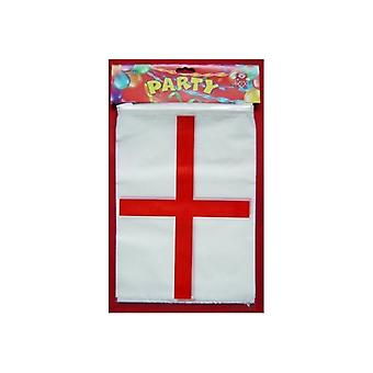 Union Jack Wear St George Plastic Bunting