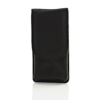 Timor Leather Pouch Safety Razor