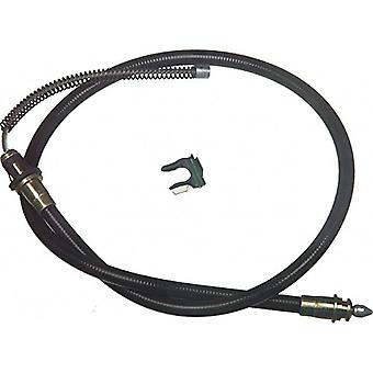 Wagner BC101658 Premium Parking Brake Cable, Rear Left