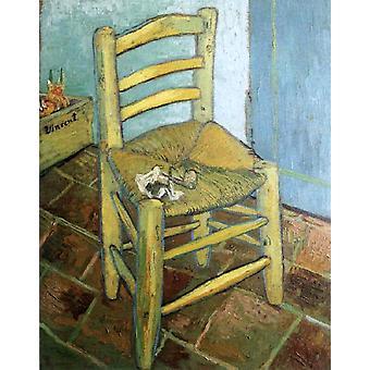 Кресло, Винсент Ван Гог, 60x50cm