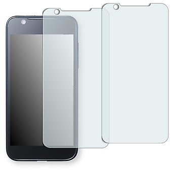 ZTE blade G V880G screen protector - Golebo crystal clear protection film