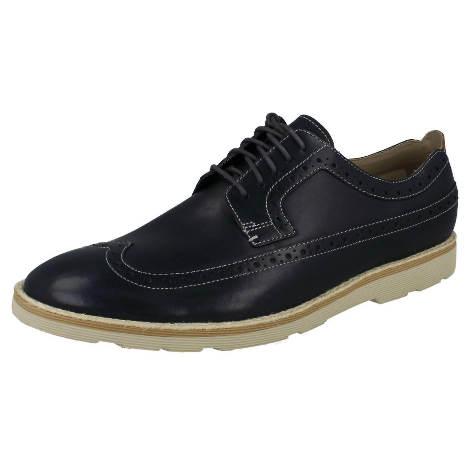 Mens Clarks Smart Casual scarpe Gambeson Limit   Nuovo 2019    Gentiluomo/Signora Scarpa