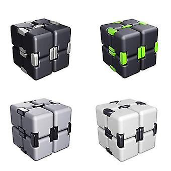 Originele Oneindige Voor Infinity Cube 2 Fidget Cube Anti stress Cuby Neo Spiner Vinger spinners Hand Out Deur Magic Cubes Speelgoed