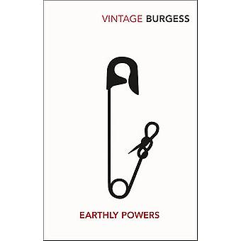 Earthly Powers by Anthony Burgess - 9780099468646 Book