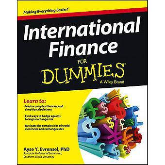 International Finance für Dummies von Ayse Evrensel - 9781118523896 Bo