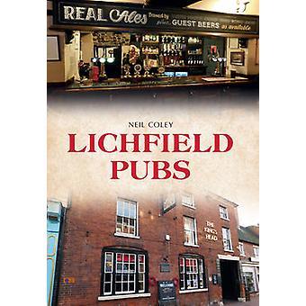 Lichfield Puby przez Neil Coley - 9781445651385 książki