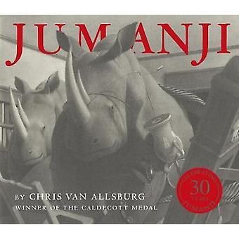 Jumanji by Chris Van Allsburg - 9781783446766 Book