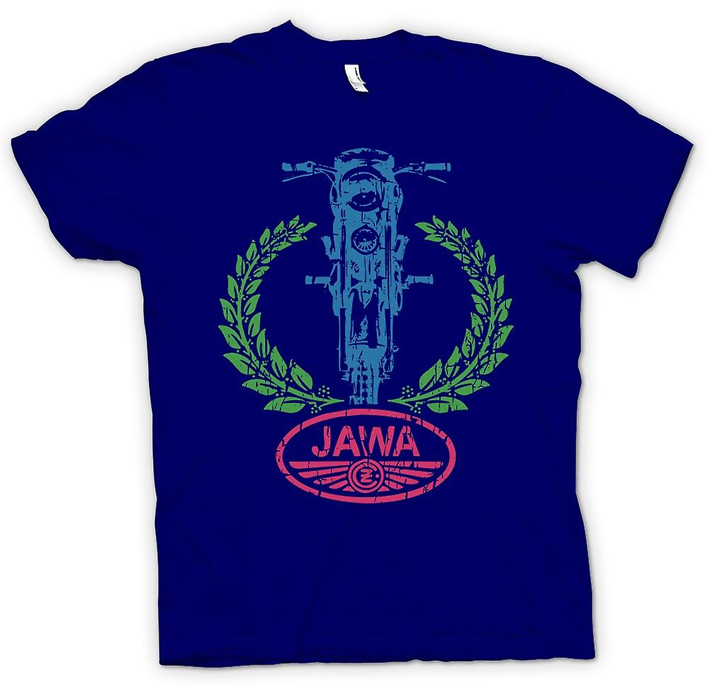 Mens t-skjorte-Jawa CZ