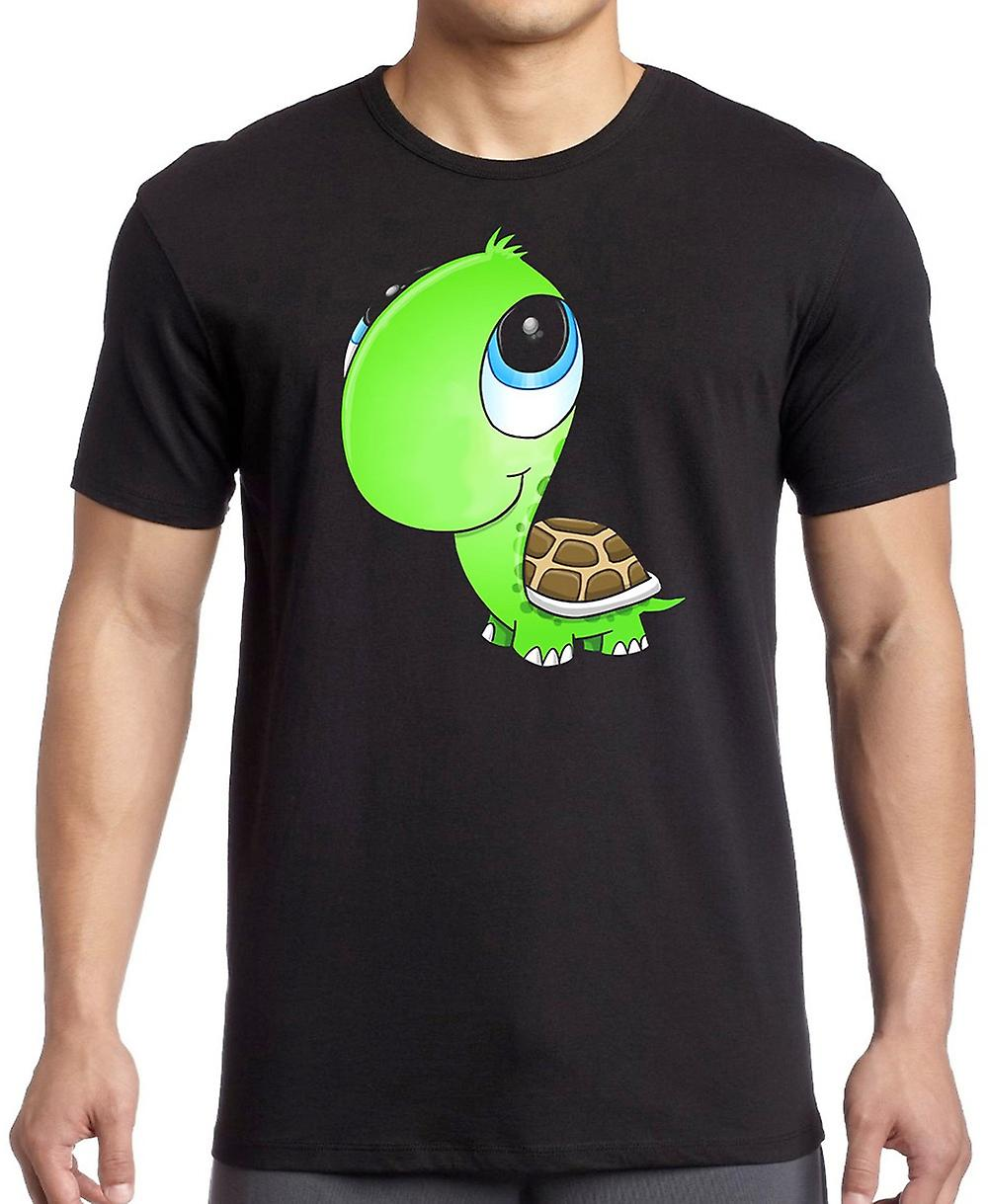 Cute Tortoise Turtle Design - Funny Kids T Shirt