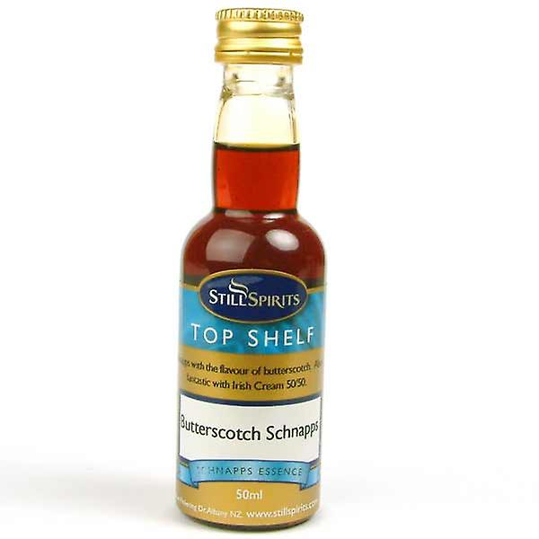Fortfarande Sprit Top Shelf Butterscotch snaps