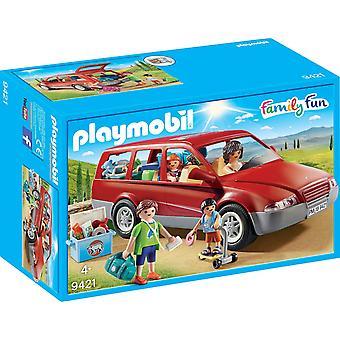 Playmobil 9421 Family Car