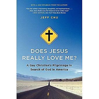 Houdt Jezus echt van Me?