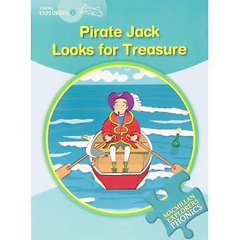 Jovens exploradores: Pirata tesouro de Jack (Macmillan exploradores ingleses)
