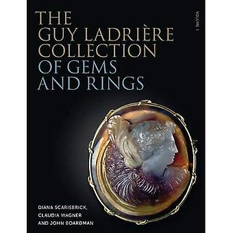 La Ladrio de Guy + re Collection de gemmes et d'anneaux (Philip Wilson gemmes et bijoux de série)