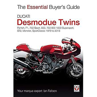 Ducati Desmodue Twins: Pantah, F1, 750 Sport, 600, 750 900 1000 Supersport, ST2, Monster, Sportclassic 1979 to...