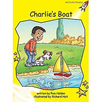 Charlie's Boat: Level 2: Early (Red Rocket Readers: Fiction Set B)