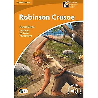 Robinson Crusoe nivel 4 intermedio (Cambridge descubrimiento lectores)