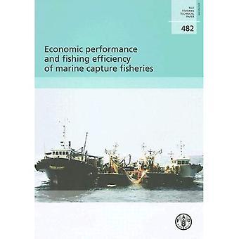 Ekonomiska prestanda och fiske effektivitet av Marine fånga fiske