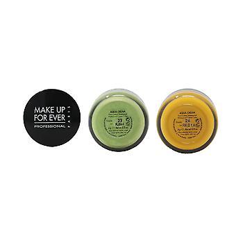 Make Up For Ever Aqua Cream Waterproof Cream Color 0.21oz/6ml No Box