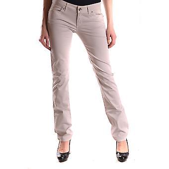 Liu Jo Grey Cotton Pants