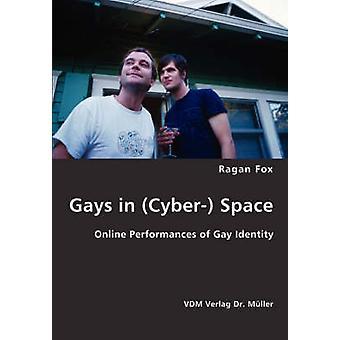 Gays no espaço cibernético por Fox & Ragan