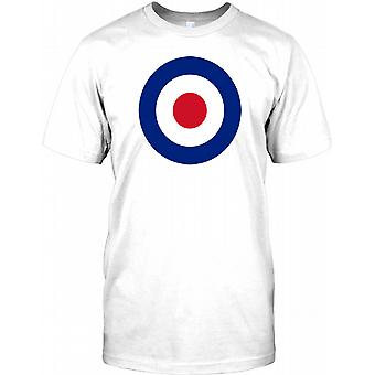RAF Royal Air Force Flag Design - Kids T Shirt