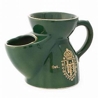 Truefitt and Hill Traditional Green Shaving Mug