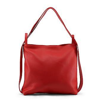 Made In Italia Maddalena Women Red Shoulder bags -- MADD319088