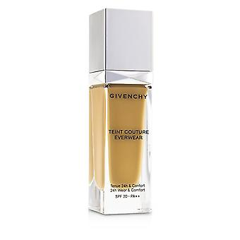Givenchy Teint Couture Everwear 24h Wear & Comfort Foundation Spf 20 - # Y315 - 30ml/1oz