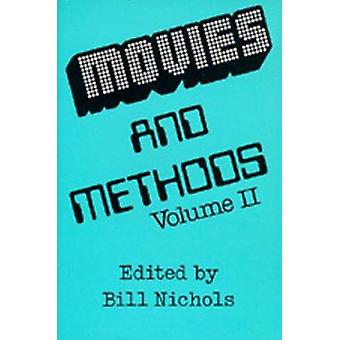 Movies and Methods - v. 2 by Bill Nichols - 9780520054097 Book