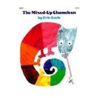 The Mixed-Up Chameleon by Eric Carle - 9780812458817 Book
