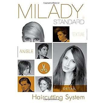 Milady Standard Haircutting System by Milady - 9781285769707 Book