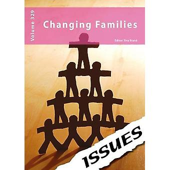 Changing Families - 329 by Tina Brand - 9781861687807 Book