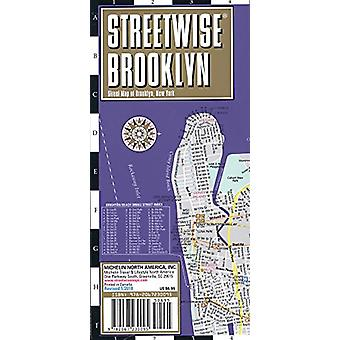 Streetwise Brooklyn Map - Laminated City Center Street Map of Brookly