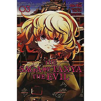 The Saga of Tanya the Evil - Vol. 3 (manga) by The Saga of Tanya the