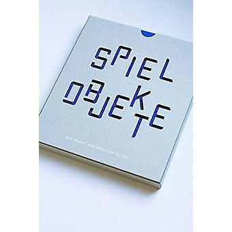 Spielobjekte - Die Kunst Der Moglichkeiten - 9783868284928 Book