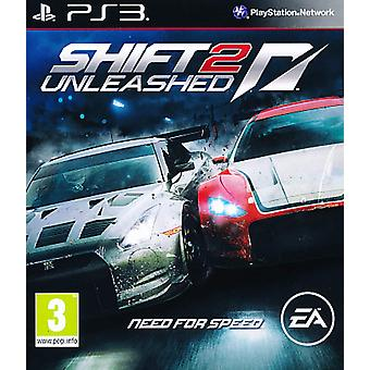 Need for Speed Shift 2 Unleashed - Playstation 3