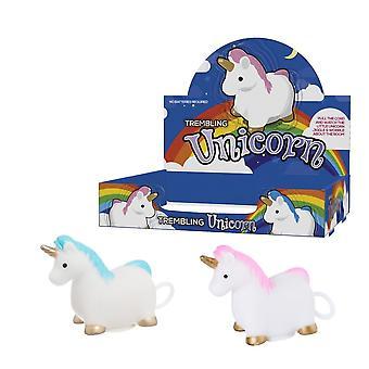 Funtime gåvor Wind-Up racing Unicorns