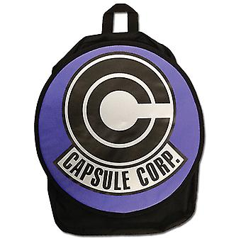 Backpack - Dragon Ball Z - New Capsule Corp Hooded Toy Licensed ge11206