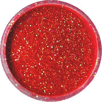 Icon glitter støv-Hot Cherry (10028) 12g
