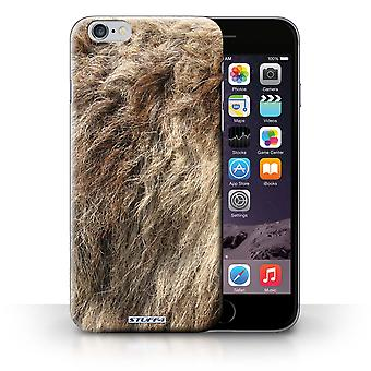 STUFF4 Phone Case / Cover for Apple iPhone 6+/Plus 5.5 / Wolf Design / Animal Fur Effect/Pattern Collection