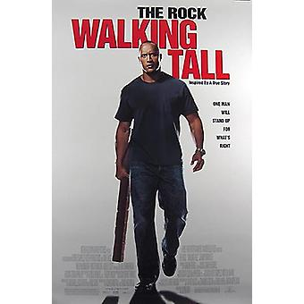 Walking Tall (yksipuolinen säännöllinen) alkuperäinen elokuva juliste