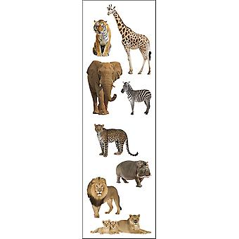 Stickers animaux sauvages Mg199 de Mme Grossman 04443