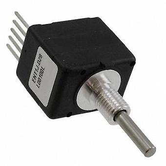Incremental rotary encoder 5 Vdc Switch postions 128 360 ° Bourns ENT1J-D28-L00100L 1 pc(s)