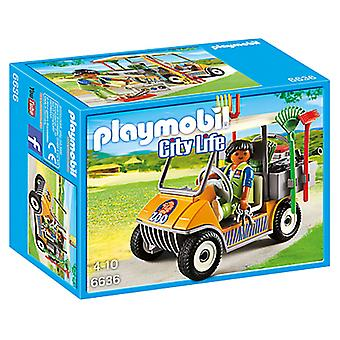 Playmobil 6636 Zoo Keeper